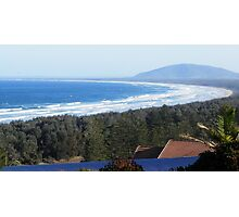 Seven Mile Beach NSW Photographic Print