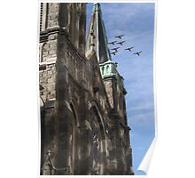 Seven Pigeon Church Poster
