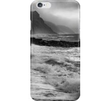 STORMY SHORE iPhone Case/Skin