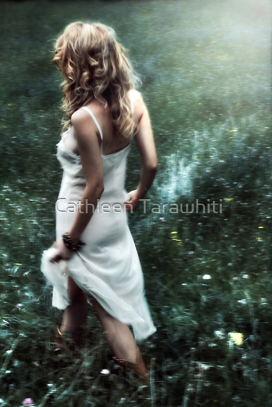 Away with the faeries by Cathleen Tarawhiti