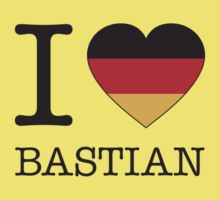 I ♥ BASTIAN Kids Clothes