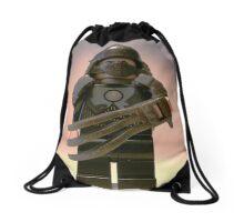 TMNT Teenage Mutant Ninja Turtles Master Shredder Custom Minifigure 'Customize My Minifig' Drawstring Bag