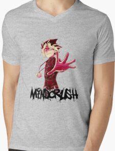 Yami Yugi Yu-Gi-OH! Mind Crush Mens V-Neck T-Shirt