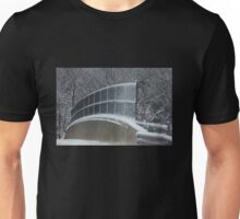 Winter Clings to Spring Unisex T-Shirt