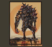 Monster on the Shore of the Sun by Matt Thurston