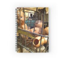 Doll Parts Spiral Notebook
