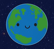 Planet Earth by marcelinesmith