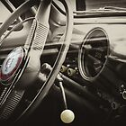 Ford Interior by Brandon Taylor