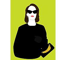 """Lana Banana"" Photographic Print"