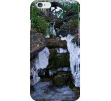 Frozen Waterfall iPhone Case/Skin