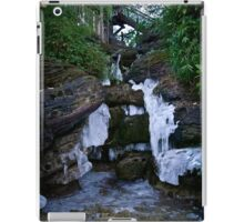 Frozen Waterfall iPad Case/Skin
