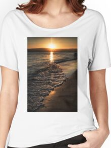 Twilight Seascape Women's Relaxed Fit T-Shirt