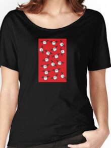 Flying Ghosts Women's Relaxed Fit T-Shirt