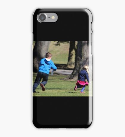 Tag!  You're It! iPhone Case/Skin
