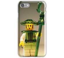 Ching Dynasty Chinese Custom Minifigure iPhone Case/Skin