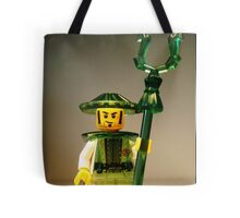 Ching Dynasty Chinese Custom Minifigure Tote Bag