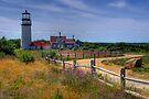 Highland Lighthouse - Massachusetts by JHRphotoART