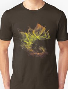 Fractal Abstract Unisex T-Shirt