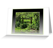 The Stile Greeting Card