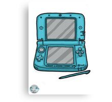 Handheld Console #03 Canvas Print