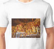 Buddha-Statues in Pindaya-Cave Unisex T-Shirt