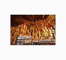 Buddha-Statues in Pindaya-Cave Unisex T-Shirt