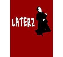 LATERZ Photographic Print