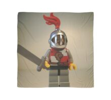 'Lion Knight Quarters' Minifig Scarf
