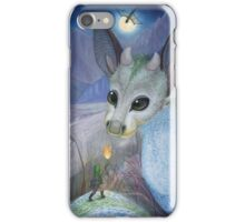 The Thief and the Fledgling iPhone Case/Skin