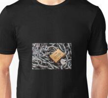 Padlock Unisex T-Shirt