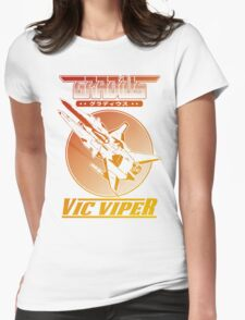 Vic Viper Womens Fitted T-Shirt