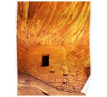 Cliff Dwelling Poster