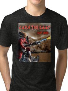 COMA - DOOF TOUR 2015 Tshirt Tri-blend T-Shirt