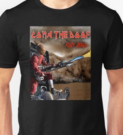 COMA - DOOF TOUR 2015 Tshirt Unisex T-Shirt