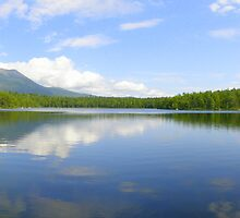 Baxter State Park (Daicy Pond) by MAphotography