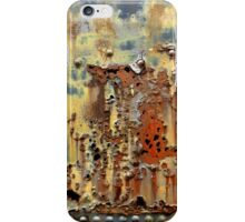 Box Car Grunge iPhone Case/Skin