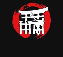 Tori Gate Warrior white Unisex T-Shirt