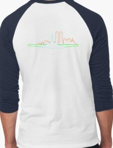 New York , 1997 , Now Men's Baseball ¾ T-Shirt