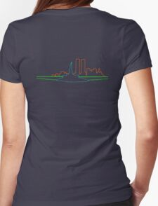 New York , 1997 , Now Womens Fitted T-Shirt