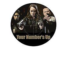 Your Number's Up - POI Photographic Print