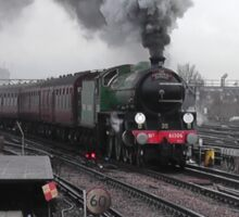 LNER 61306 'Mayflower' at Clapham Junction Sticker