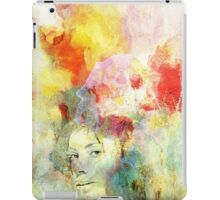 Enamorarse de Africana - Falling in love with the girl from Africa iPad Case/Skin