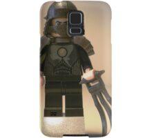 TMNT Teenage Mutant Ninja Turtles, Master Shredder Custom Minifig Samsung Galaxy Case/Skin