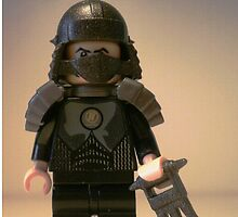 TMNT Teenage Mutant Ninja Turtles, Master Shredder Custom Minifig by Customize My Minifig