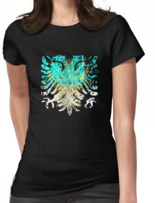 Carpe Diem Griffin  Womens Fitted T-Shirt