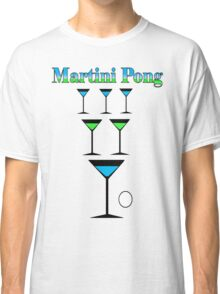 Martini Pong Classic T-Shirt