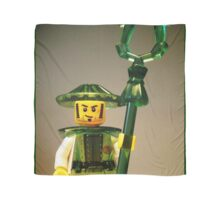 Ching Dynasty Chinese Warrior Custom Minifigure Scarf