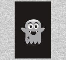 Spooky ghost One Piece - Short Sleeve