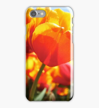 Tulip Heart iPhone Case/Skin