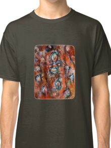 Bubbles in Red - Boxed Classic T-Shirt